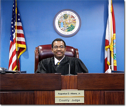 Photo of Judge Augustus D. Aikens, Jr.